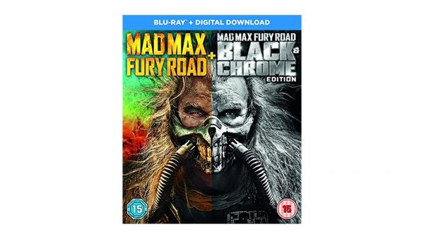 Mad Max Black Chrome