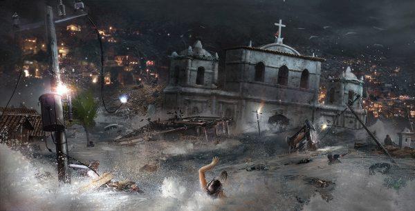 Тень разбойника-гробницы