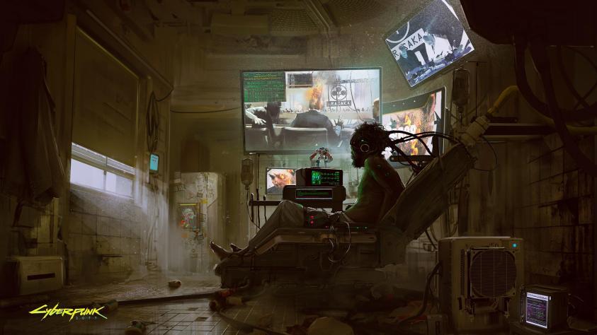 Watch the Cyberpunk 2077 gameplay livestream here - VG247
