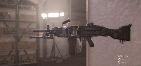 The Division 2: how to get the Pestilence Exotic LMG | Nanogamr