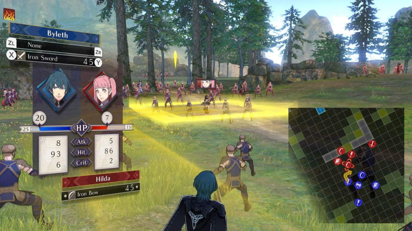 Image result for Fire Emblem: Three Houses