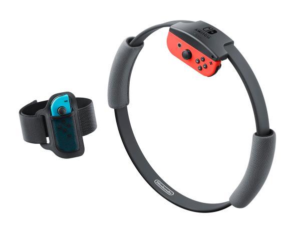 Ring Con para los joy con de Nintendo Switch