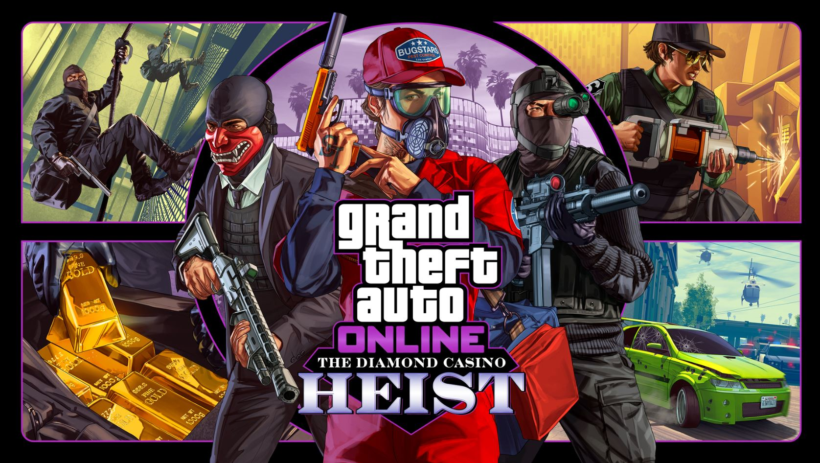 Gta Online How To Start The Diamond Casino Heist New Arcade Property Cost Vg247