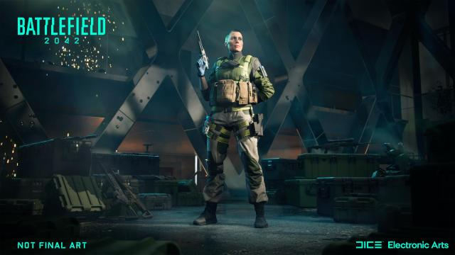 Battlefield 2042 Specialists are siege-like characters with unique  abilities. – Monorailnew