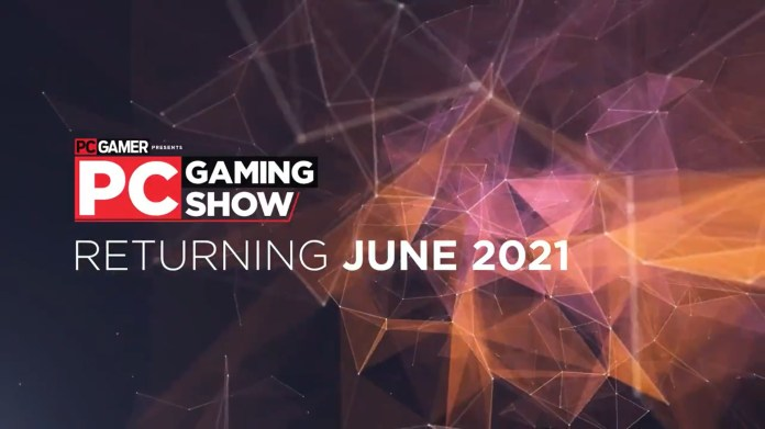 E3 2021's PC Gaming Show set for Sunday, June 13 – VG247
