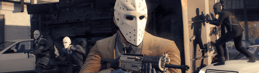 Payday 2 Armored Transport DLC Lands On Steam Tomorrow VG247
