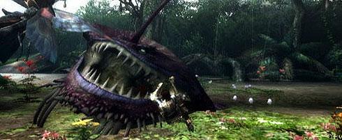 Monster Hunter 3 Tri Shots Show Large Angler Fish VG247