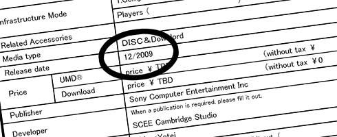 LittleBigPlanet PSP confirmed for December launch, new