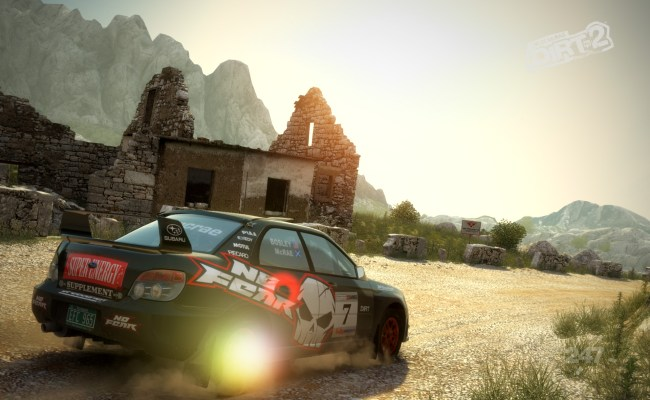 Dirt 2 Pc To Be Released On December 4 Vg247