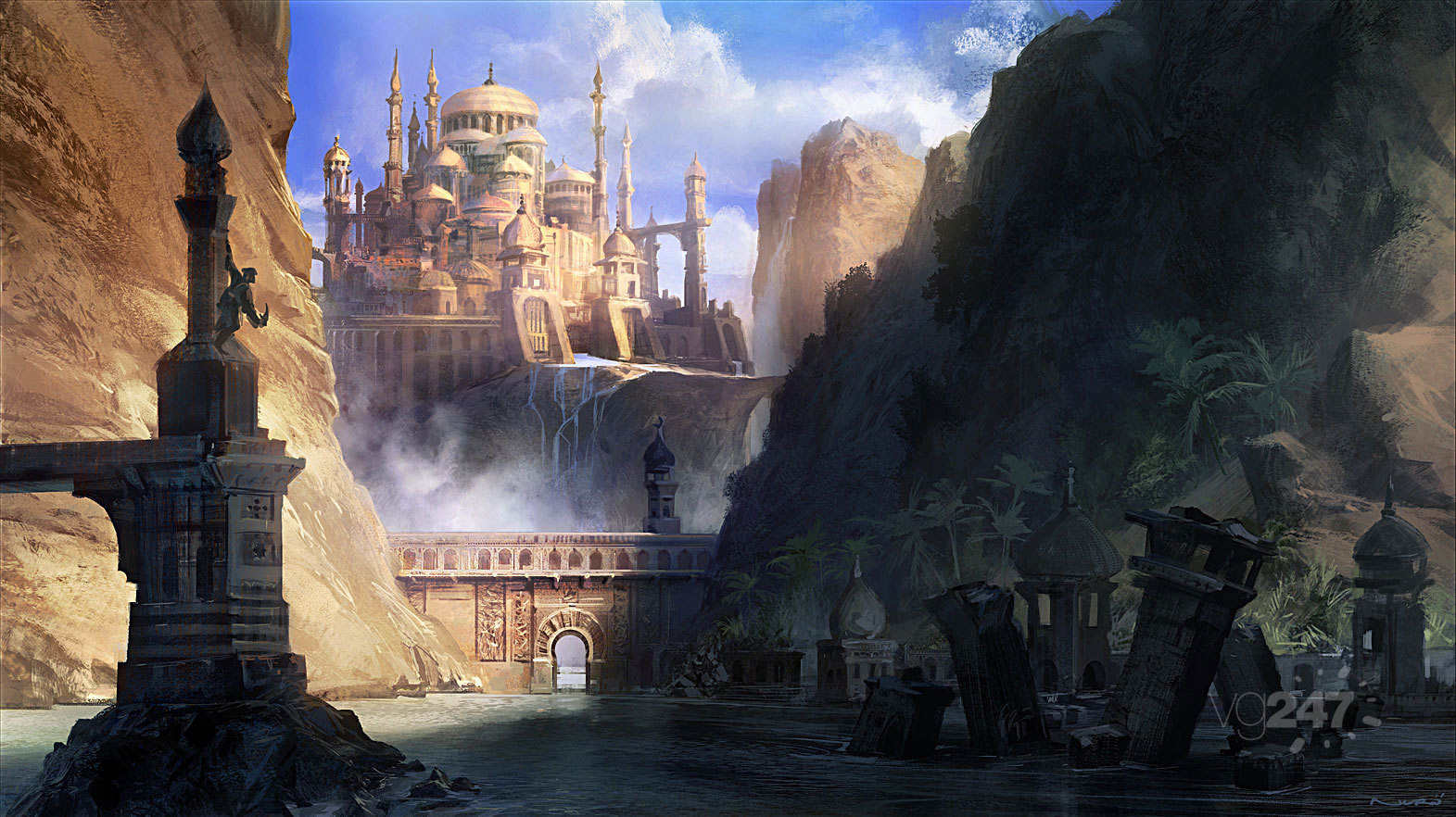New Prince of Persia detailed first images  VG247