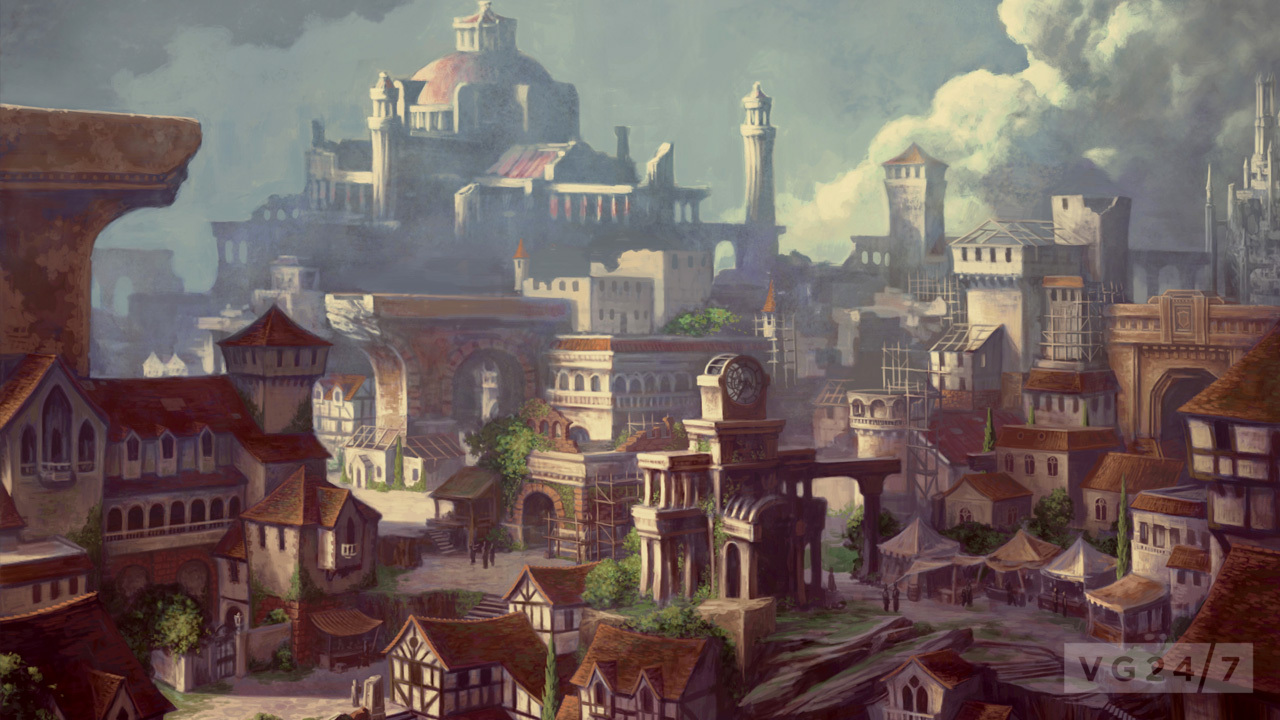Cryptic Releases A Few Facts And Some Art For Neverwinter