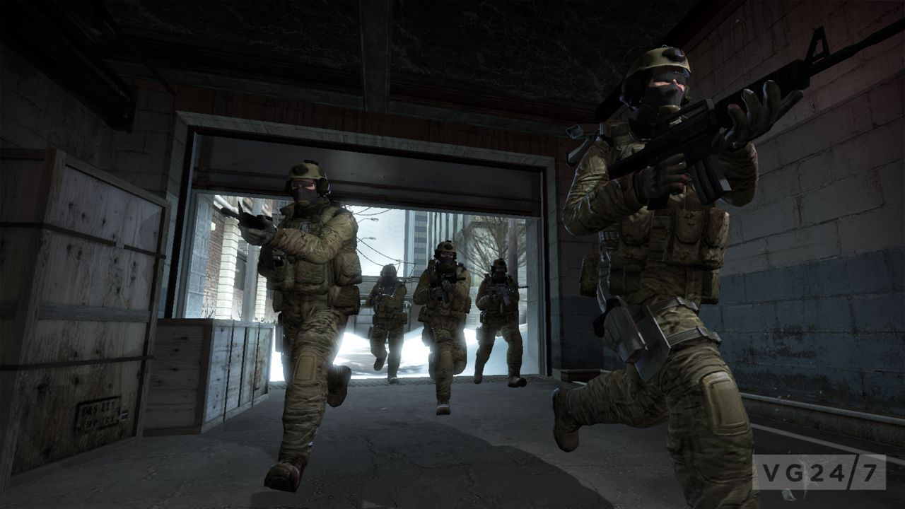 Valve Releases Six CSGO Screenshots From PAX Look VG247