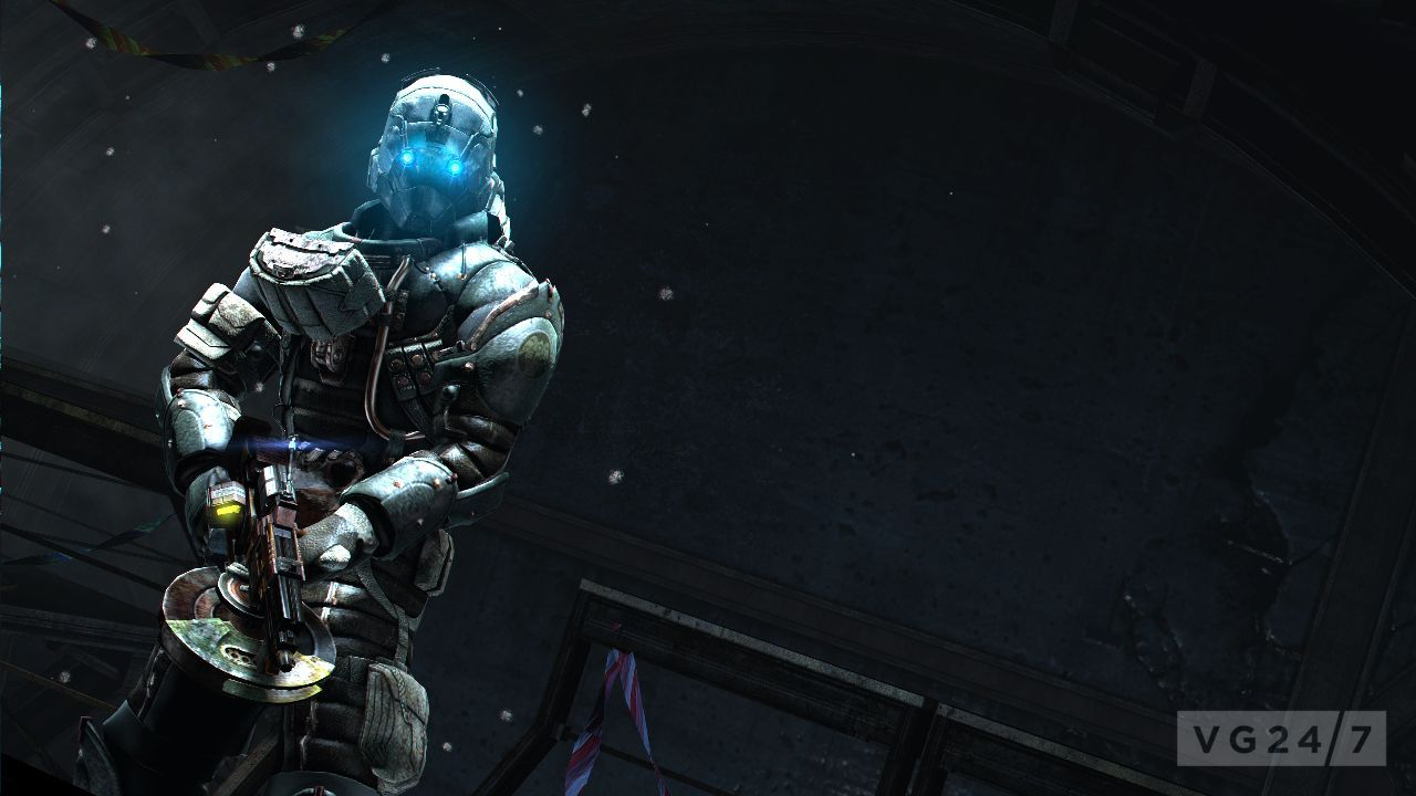 Dead Space 3 Screenshots Awash With Space Suits