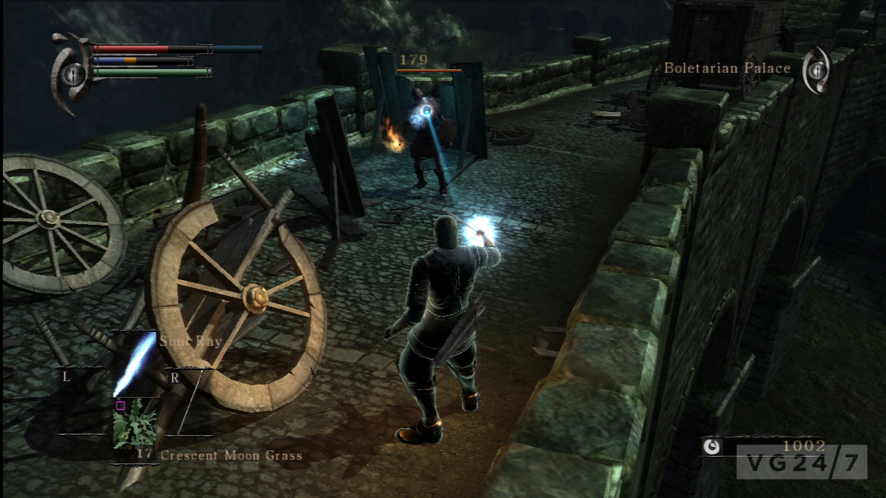 Demons Souls Screenshots Celebrate The Games PS3 Release