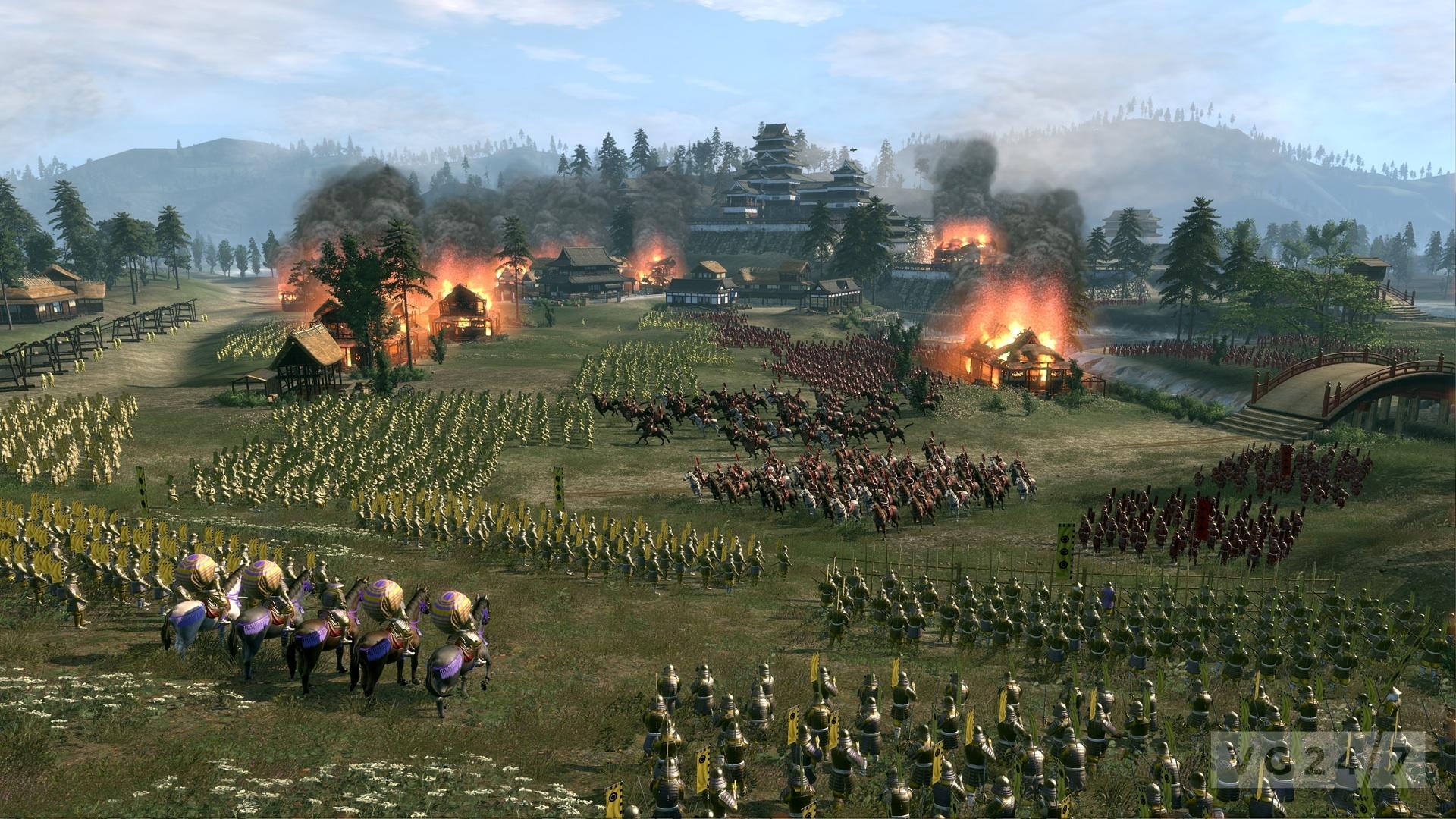 Total War Shogun 2 Fall Of The Samurai Wallpaper Hd Total War Shogun 2 Gold Edition R G Catalyst One2up