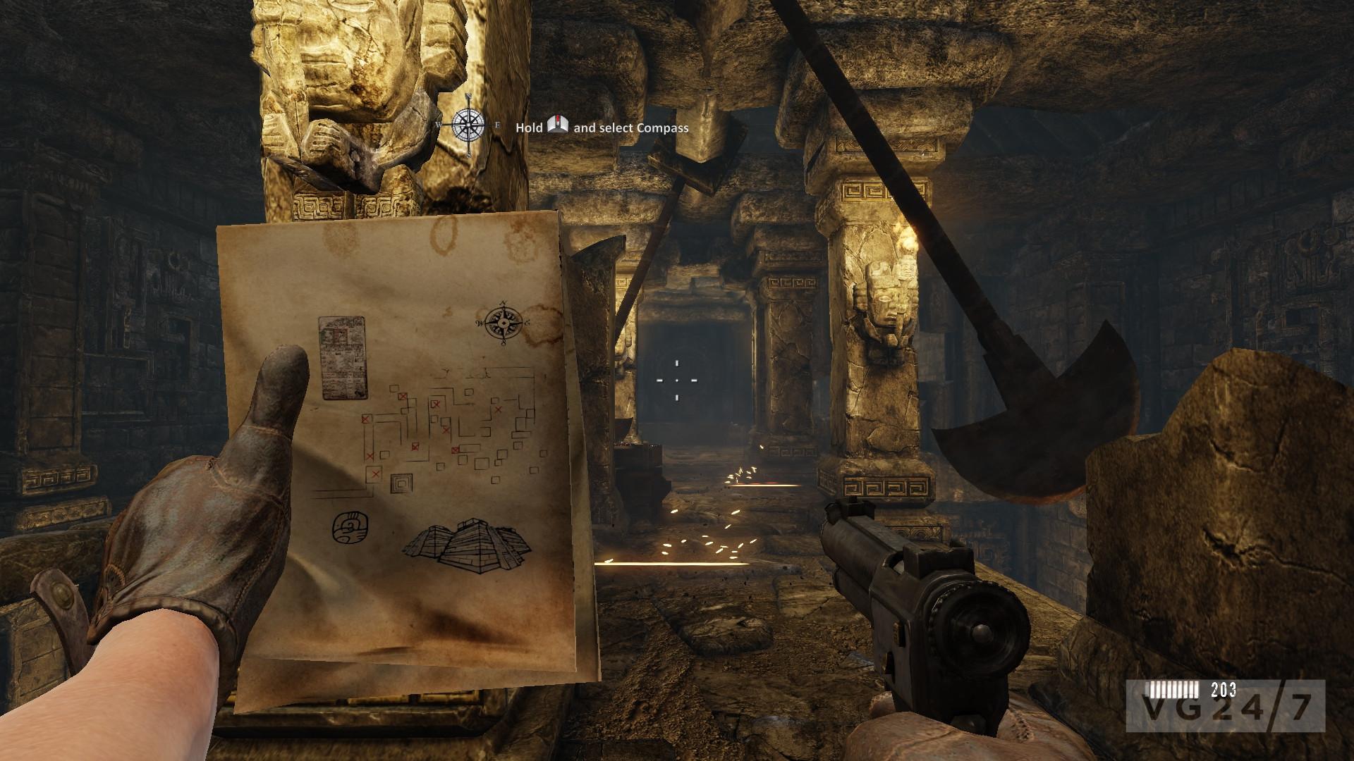 Pubg Wallpaper Guns Deadfall Adventures Screens Show Gunplay Puzzles Amp Tombs