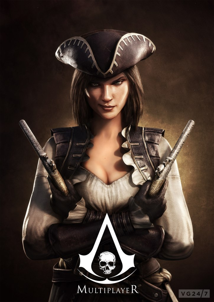 Assassins Creed 4 Black Flag Multiplayer Images Leaked VG247