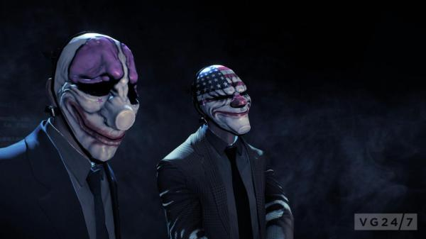 Payday 2 coop handson united we stand VG247