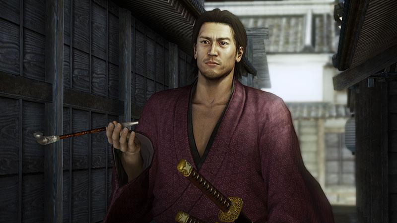 Yakuza Ishin Gets New Screens More Cast Revealed VG247