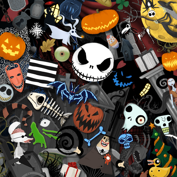 The Nightmare Before Christmas Level Kit Coming To
