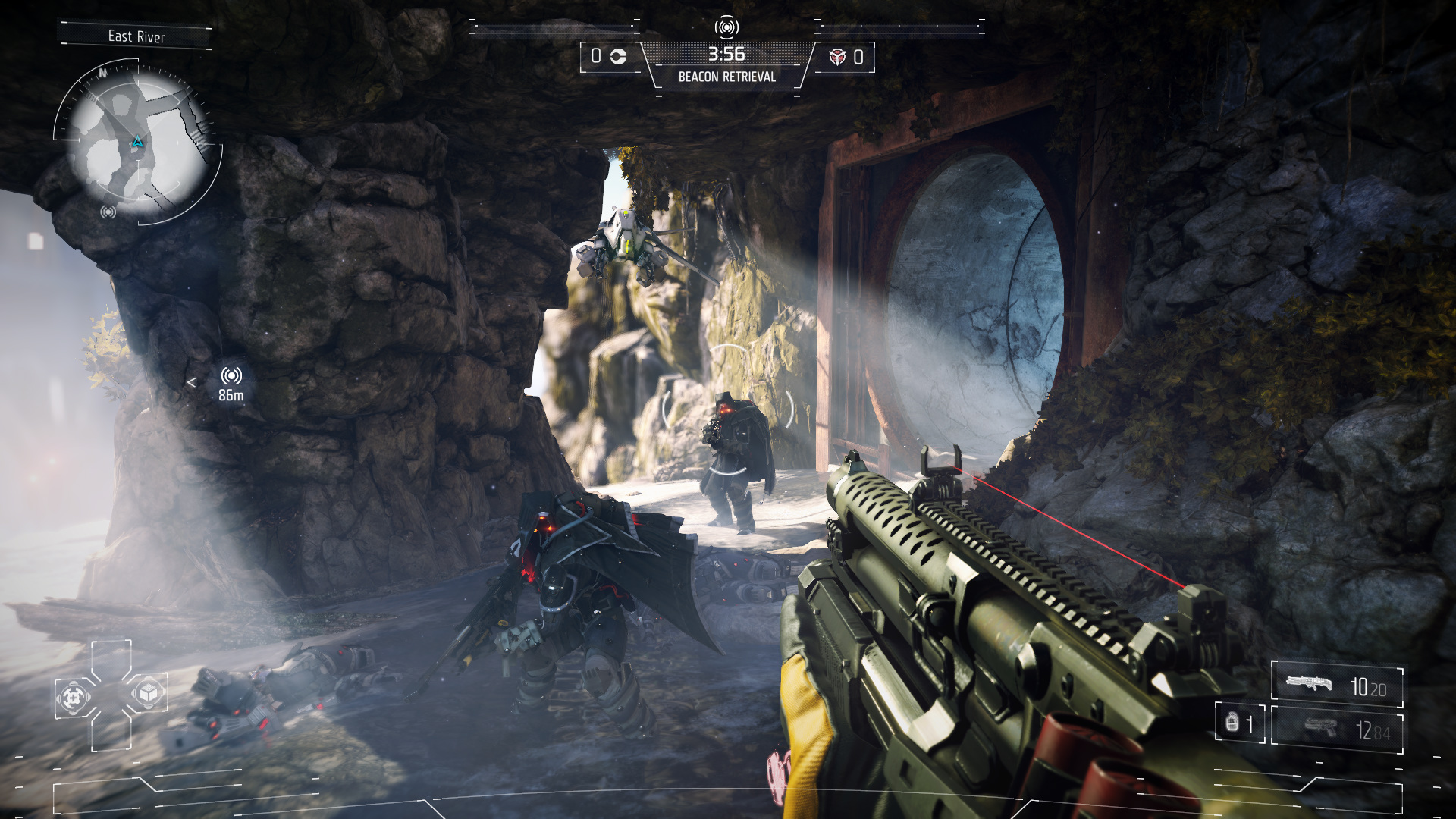 Killzone Shadow Fall Screenshots Are Packed With Next Gen