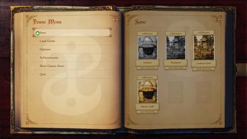 Fable Anniversary Screenshots Show Off UI World Map