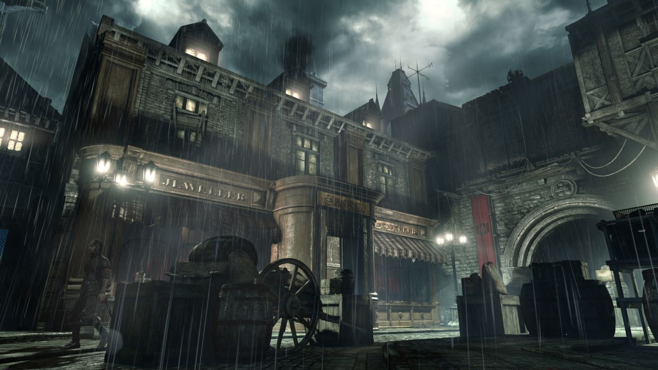 Thief Screenshots And Concept Art Show The Games First
