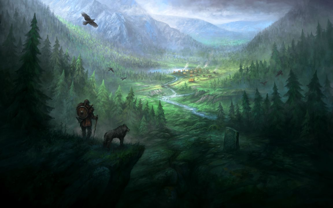 Paradox Announces New Norse Mythology RPG RuneMaster VG247