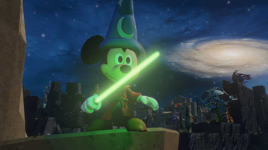 Disney Infinity Lightsaber Easter Egg Uncovered VG247