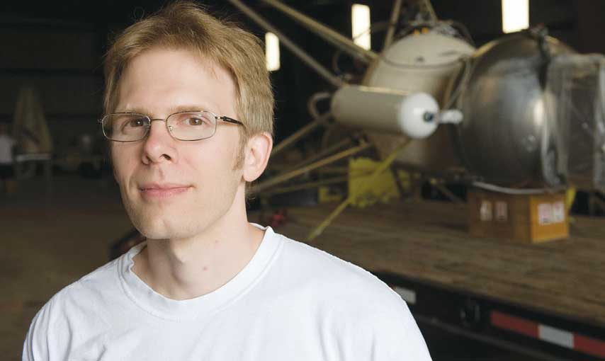 Carmack Left Id After Zenimax Turned Down VR Proposal VG247