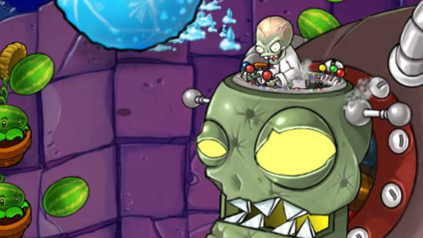 Plants Vs Zombies 2 Its About Time Update Brings Back