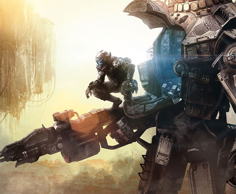 Titanfall Player Compiles Extensive Weapon Vs Titans