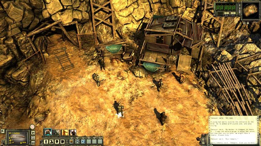 Wasteland 2 Beta Update Will Add Most Of Arizona VG247