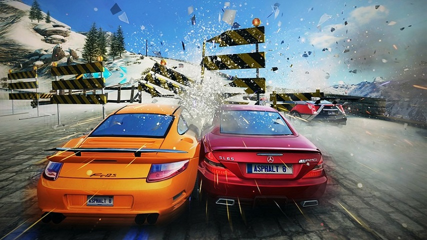 Asphalt 8 Is The First Mobile Game To Support Twitch