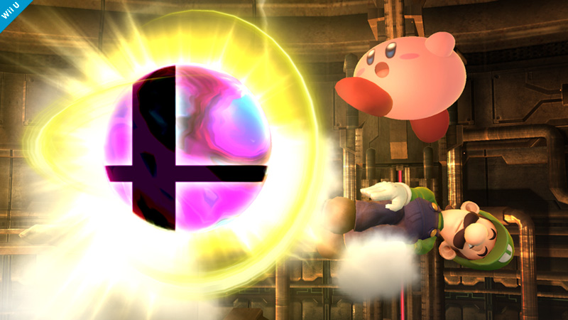 Super Smash Bros Screenshot Shows Smash Balls Design VG247