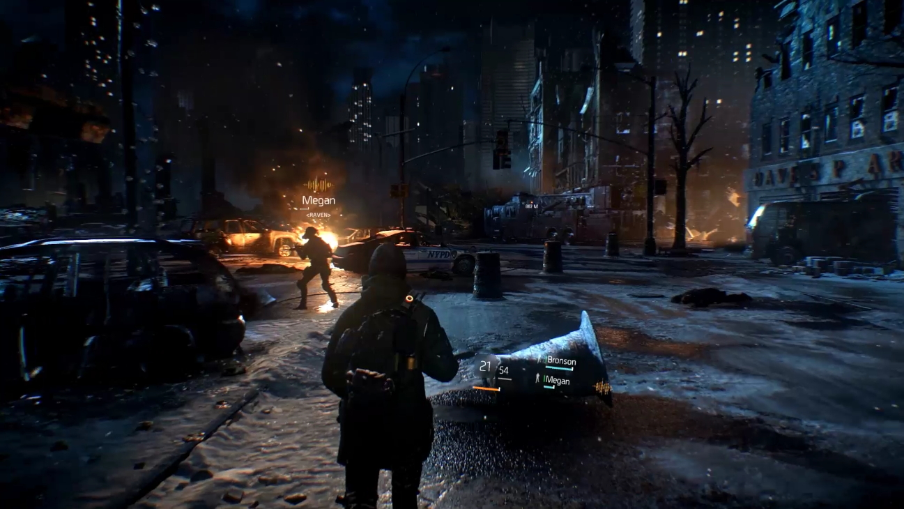 The Division Beta Dates Now Official Starts First On Xbox One VG247