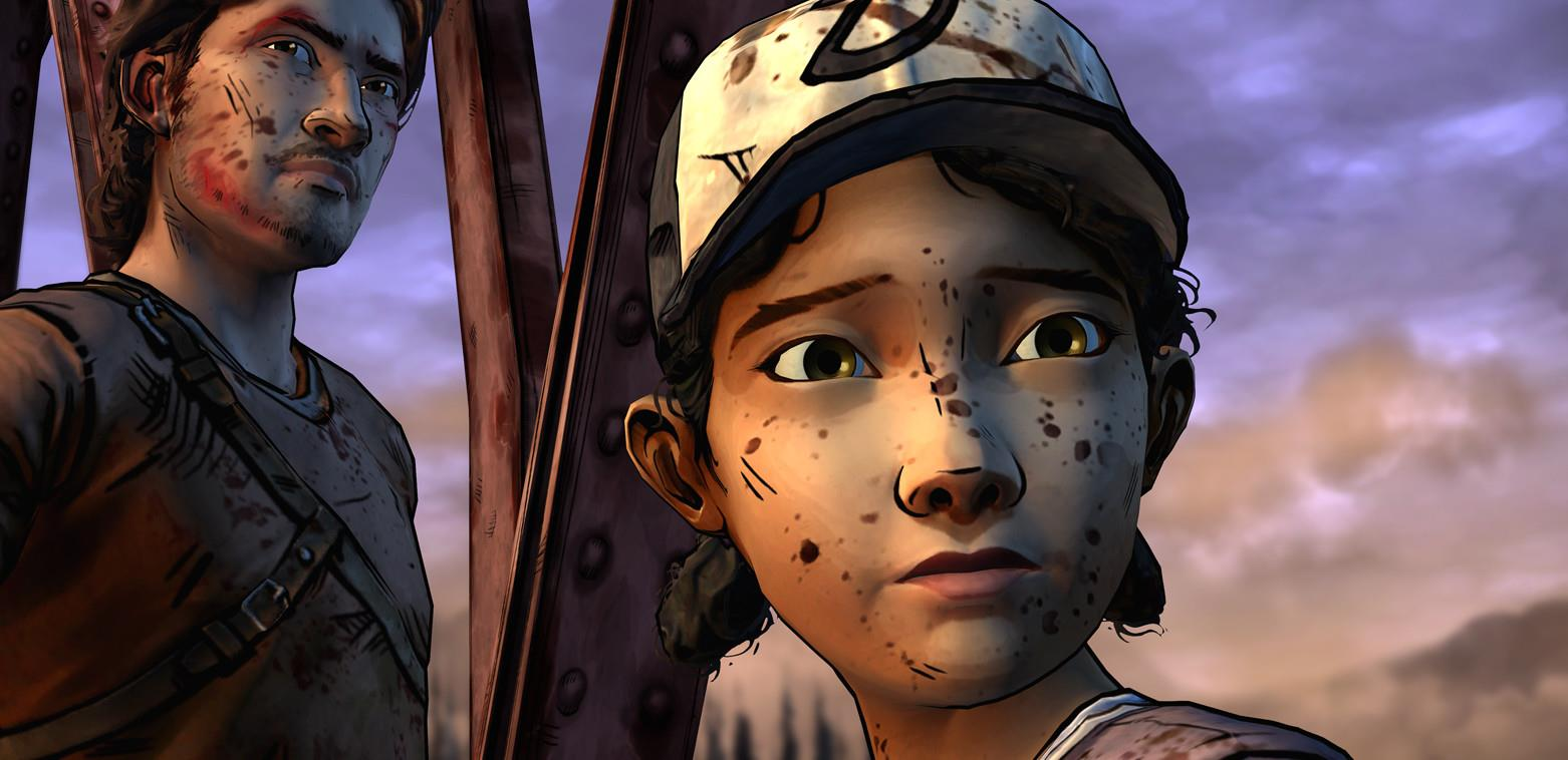Walking Dead Season 2  A House Divided underlines the