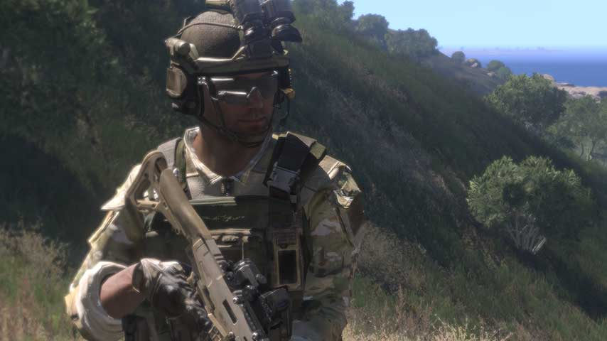 ARMA 3 Free Weekend Now Available On Steam VG247