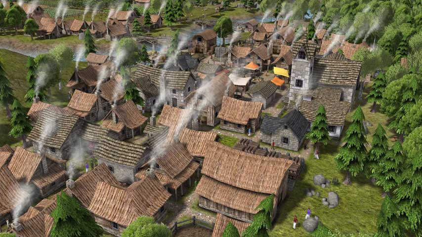 Banished A Great Single Player City Builder That Brings People Together VG247