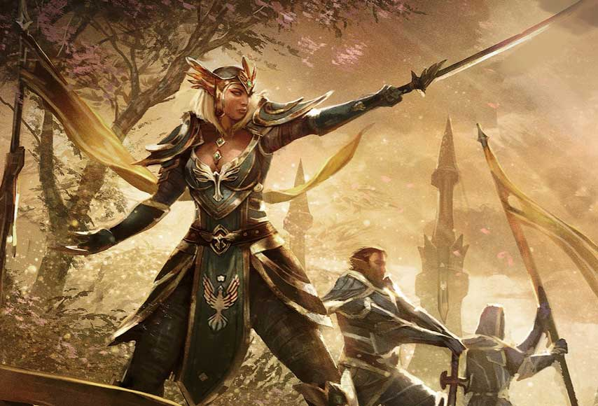 The Elder Scrolls Online Content To Be Real And Significant VG247