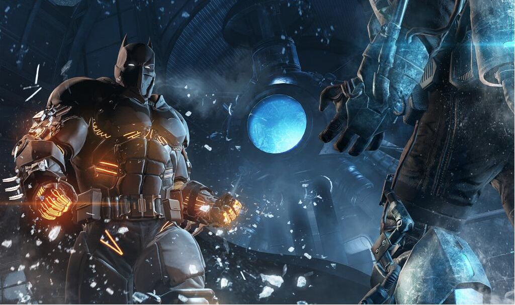 Batman Arkham Origins Cold Cold Heart Launches With New Trailer VG247