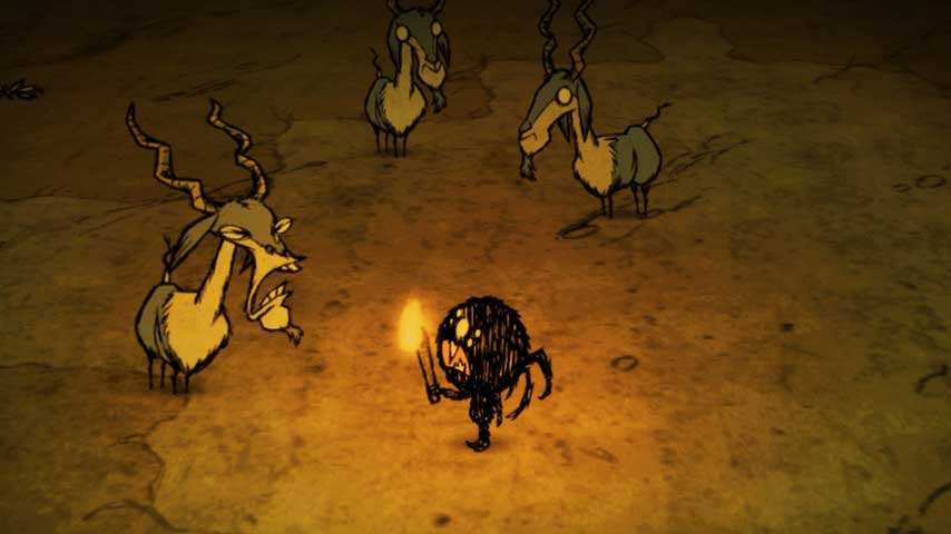 Dont Starve Reign Of Giants Expansion Now On Steam Early