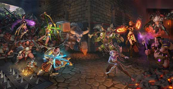 Orcs Must Die Unchained Announced Founders Packs Available VG247