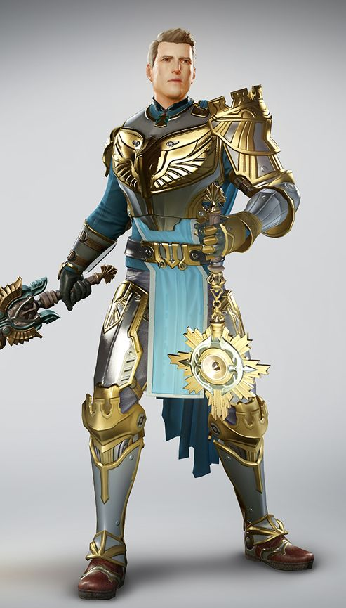 Skyforge MMO will include the Paladin class  VG247