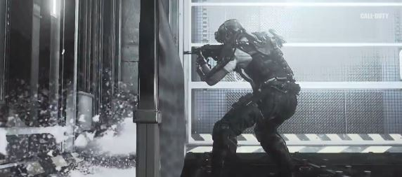 Call Of Duty Advanced Warfare Contains A Gun That Prints