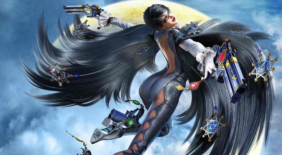 21 9 Pubg Wallpaper Bayonetta 2 Review Round Up All The Scores Vg247