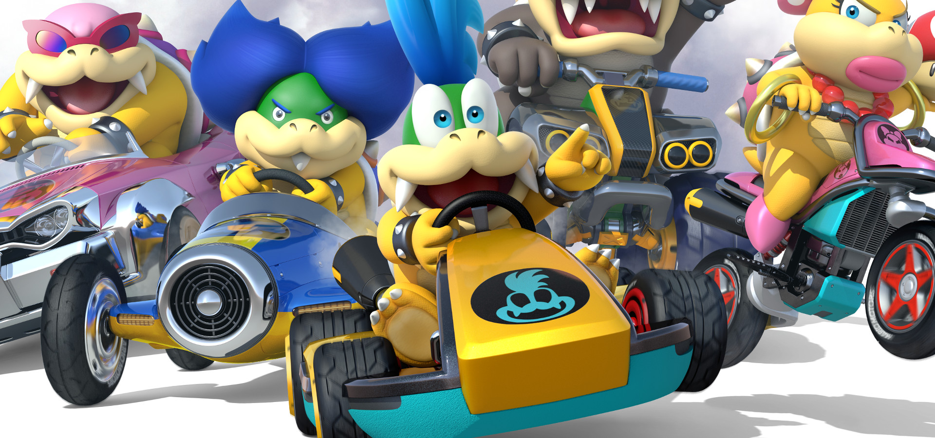 Mario Kart 8 Reviews Are Go Get All The Scores Here