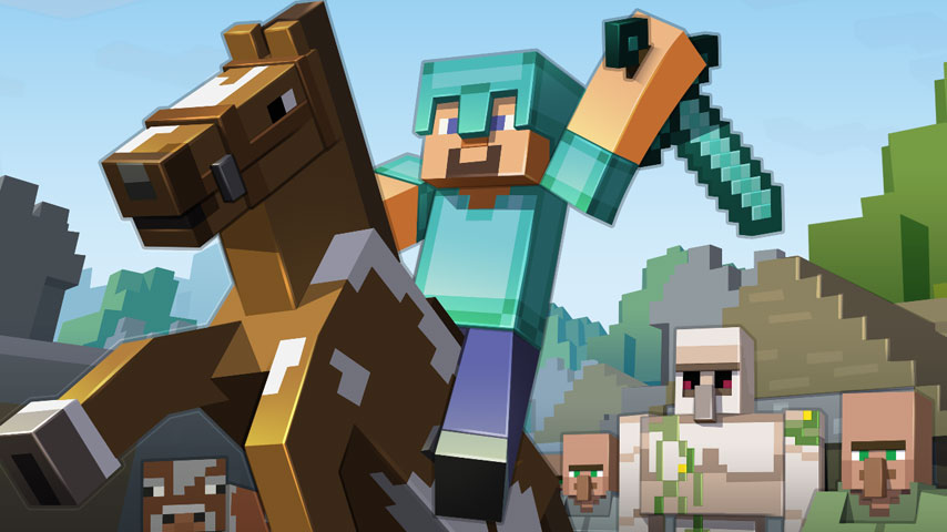 Minecraft PS4 Arrives This Week Sort Of VG247