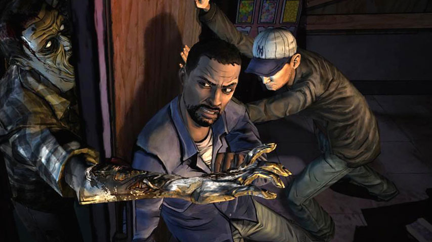 Can We Just Admit The Walking Dead GotY Is Coming To PS4