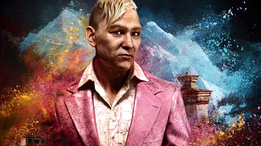 Is Far Cry 4 Villain Pagan Min Insane VG247